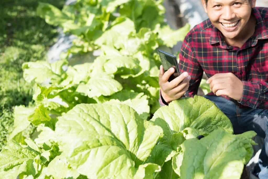 best apps for gardeners